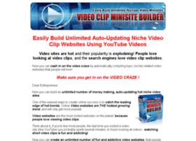 videoclipminisitebuilder.info