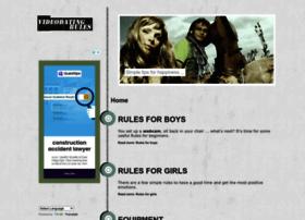 videodatingrules.org
