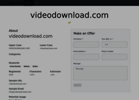 videodownload.com