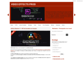 videoeffectsprod.fr