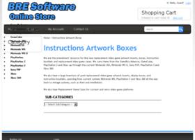 videogameinstructionbooklets.com
