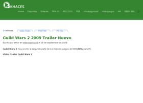 videojuegos.khaces.com
