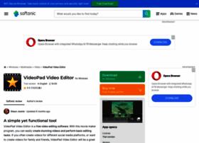 videopad-video-editor.en.softonic.com