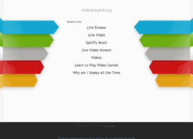 videoplaylist.org