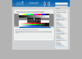 videoportal2.uni-frankfurt.de