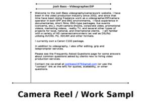 videoproduction.joshbass.com
