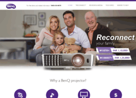 videoprojector.benq.co.in