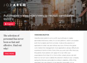 videorecruiter24.arca24.com