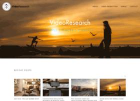 videoresearch.com