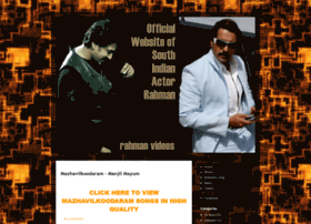 videos.actorrahman.com