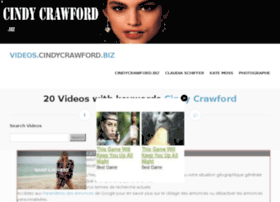videos.cindycrawford.biz