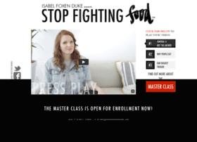 videos.stopfightingfood.com