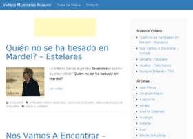 videosmusicalesnuevos.com