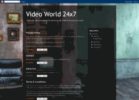 videoworld24x7.blogspot.com
