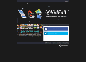 vidfall.socialtoaster.com