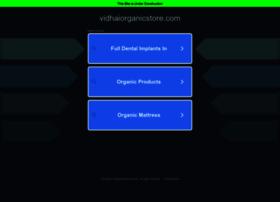 vidhaiorganicstore.com