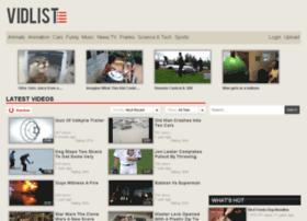 vidlist.com