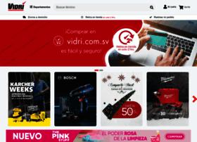 vidri.com.sv