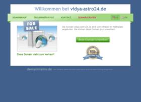 vidya-astro24.de