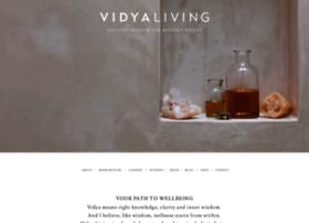 vidyacleanse.com