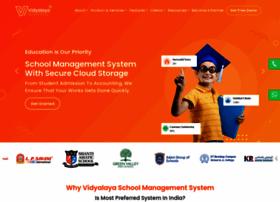 vidyalayaschoolsoftware.com