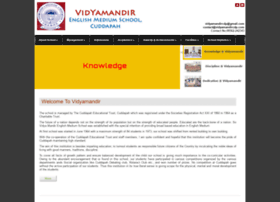 vidyamandircdp.com