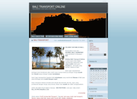 vierbeebalitransport.wordpress.com