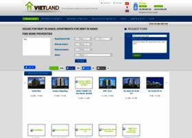 vietlandhousing.vn