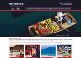 vietnamadventures.net