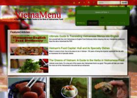 vietnamenu.com