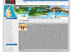 vietnamhotels365.com