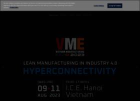 vietnammanufacturingexpo.com