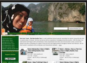 vietnammuslimtour.net