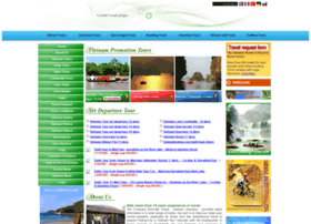 vietnamopentour.com