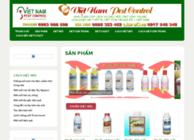 vietnampestcontrol.net