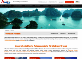 vietnamreisen.asiatica.com