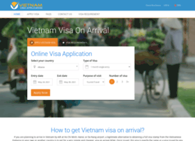 vietnamvisaapplication.com