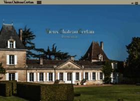 vieux-chateau-certan.com