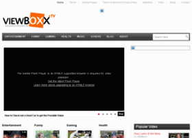 viewboxx.tv