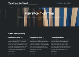 viewfromthestand.com