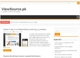 viewsource.pk