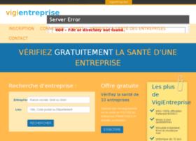 vigientreprise.com
