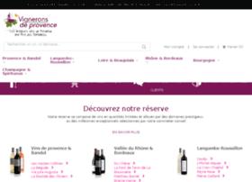 vignerons-de-provence.com