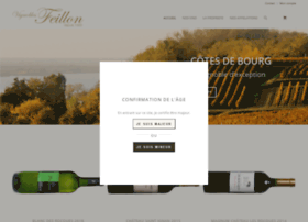 vignobles-feillon.fr
