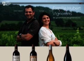 vignobles-hubert.com