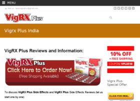 vigrxplusindia.com