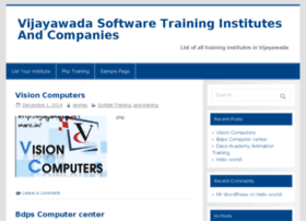 vijayawadasoftware.in