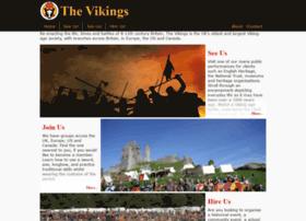 vikingsonline.org.uk