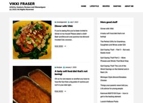 vikkifraser.com