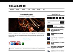 vikramkamboj.com